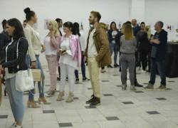 ТТФ изложуваа во Прилеп
